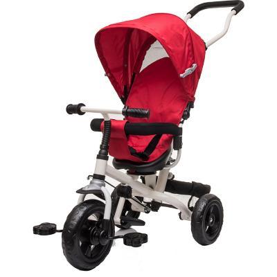 Triciclo stroller giro 360° rojo