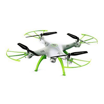 Drone x5hw con cámara - blanco