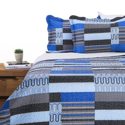 QUILT SHERPA PALACE KING