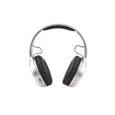 Audífonos rumble gris