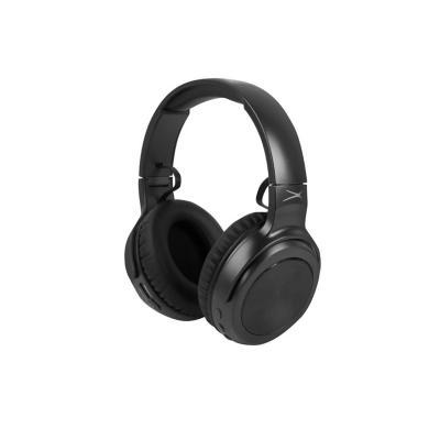 Audífonos rumble negro