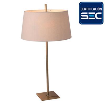 Lámpara de mesa argus bronce E27