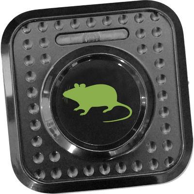 Repelente roedores AC/DC 30 M2 Negro
