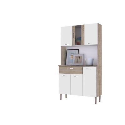Kit mueble de cocina pan 92x36x170 cm