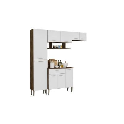 Kit mueble de cocina cris 197x36x201 cm