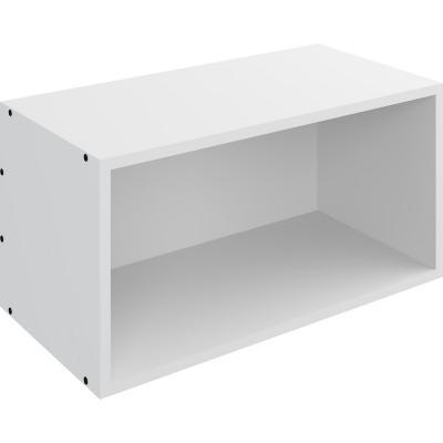Repisa MDF 60x30x30 cm blanca