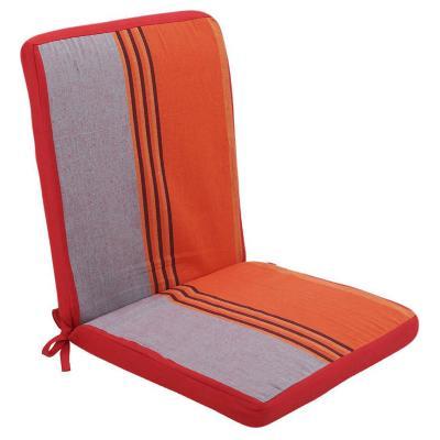 Cojín silla Lisboa 90x40 cm rojo