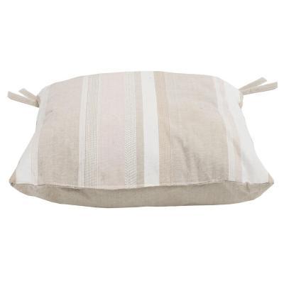 Cojín silla waterproof 40x40 cm beige