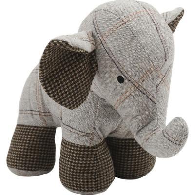 Tope de puerta animal lover elefante café