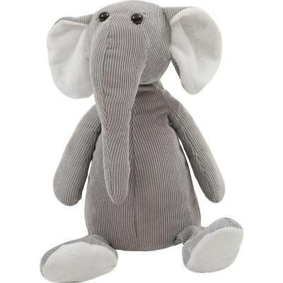 Tope de puerta animal lover elefante gris