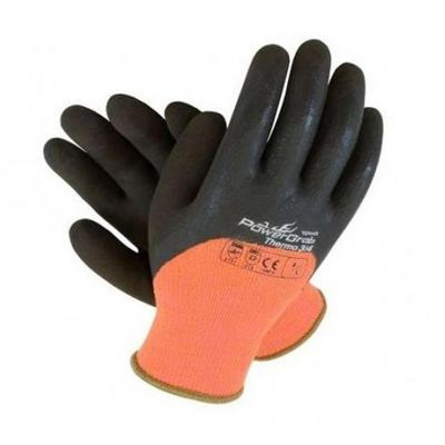 Guante powergrab thermo 3/4 talla xl