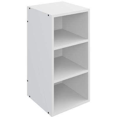 Repisa MDF 30x60x30 cm blanca