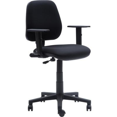 Silla PC Italiana Rudy Media Brazo Reg. - Negro