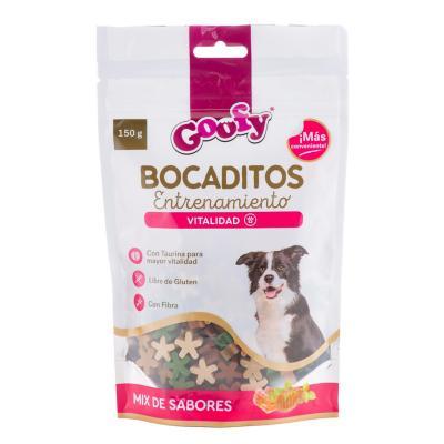 Snack para Perros Bocadito Entrenamiento Traper 150g