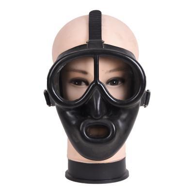 Máscara full cara completa silicona talla única