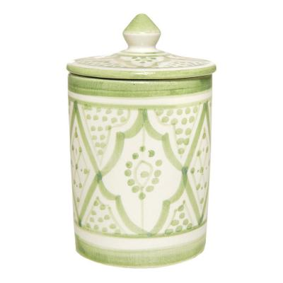 Azucarero cerámica 300 ml menta