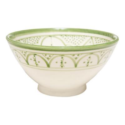 Ensaladera cerámica 500 ml menta