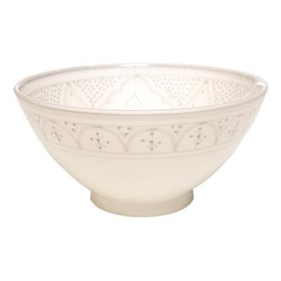 Ensaladera cerámica 2 l gris