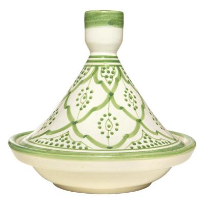 Tajine cerámica menta