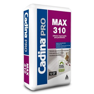 Adhesivo en polvo pro max 310 saco 25 kilos