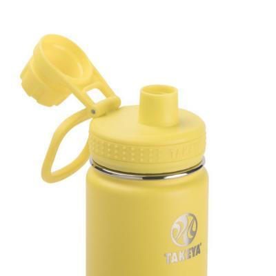 Botella térmica acero inoxidable 530 ml canary