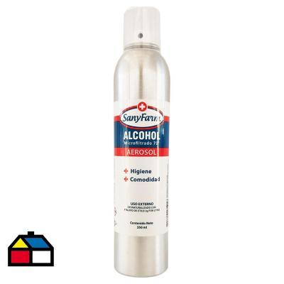 Alcohol 70 sanyfarm 350 aerosol