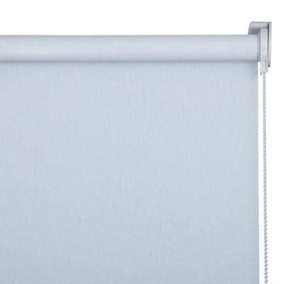 Cortina Sunscreen Enrollable con Instalación Gris 5% A La Medida Ancho Entre 30 a 100 cm Alto 121 a 130 cm
