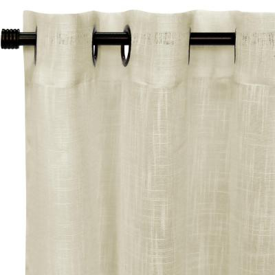 Set velo lino 220x140 cm beige