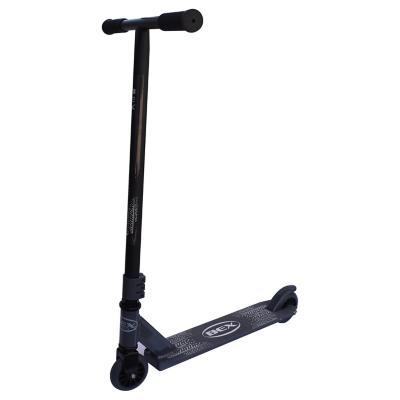 Scooter de salto gris