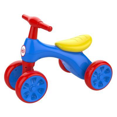 Rodado 4 ruedas azul
