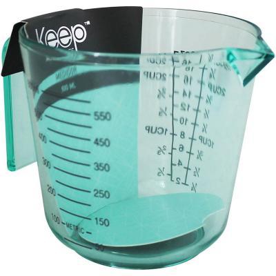 Jarro medidor 600 ml transparente