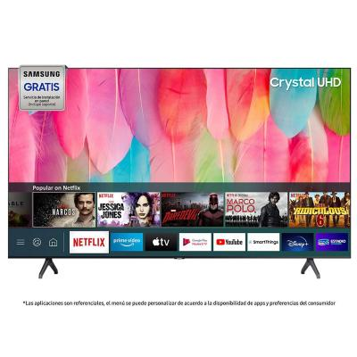 "Led 65"" TU7100 Ultra HD Smart TV"