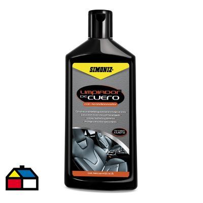 Limpiador de cuero con acondicionador 240 ml
