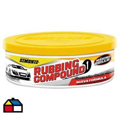 Rubbing compound crema 200 gr