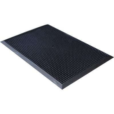 Limpiapiés sanitizador negro 40x60 cm
