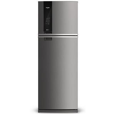 Refrigerador no frost 500 litros gris
