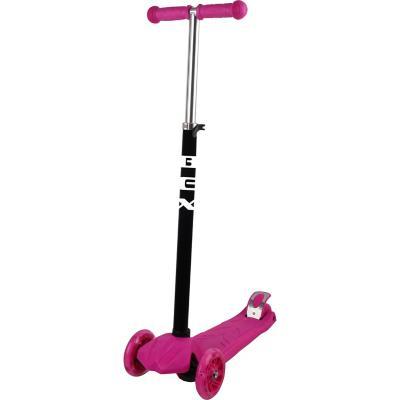 Scooter rosado 3 ruedas 56 cm