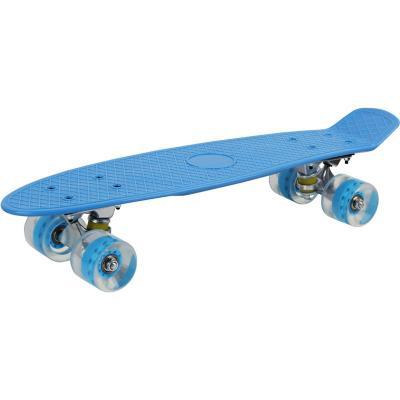 Tabla de skate penny azul