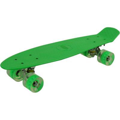 Tabla de skate penny verde