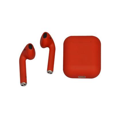Audífonos bluetooth inalámbrico rm12 rojo