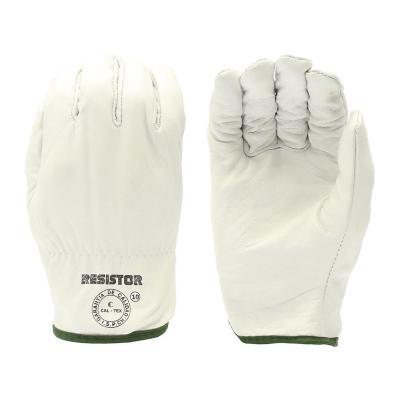 Pack 5 guantes cabritilla talla S / forro t:10