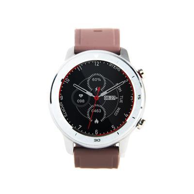 Smartwatch rd7 plateado beige