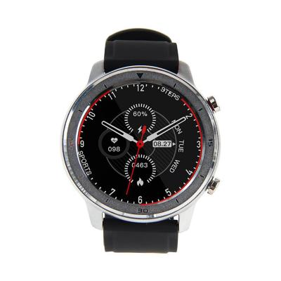 Smartwatch rd7 plateado negro