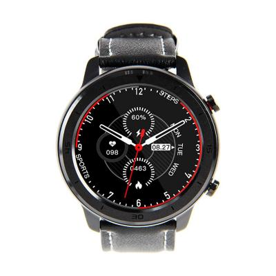 Smartwatch rd7 cuero negro