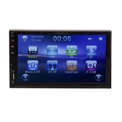 Radio auto 2 din bluetooth dd-5800l
