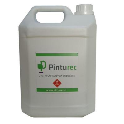 Diluyente sintético reciclado 5 litros