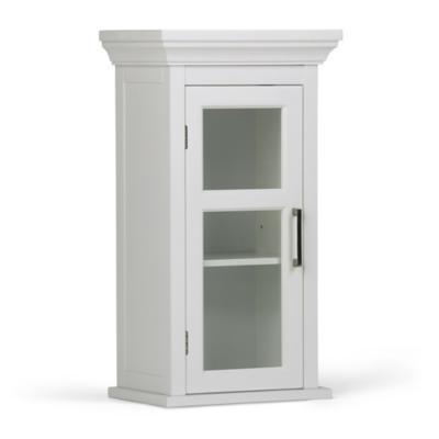 Botiquín para baño 38x25,4x68,3 cm blanco