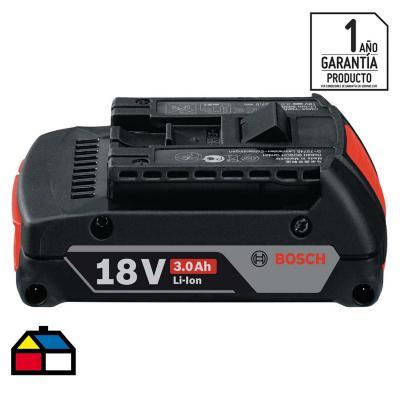 Batería recargable 18V 3,0 Ah