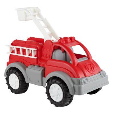 Camión de bomberos gigante