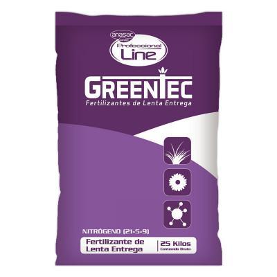 Fertilizante cesped nitrogeno saco 25 kg